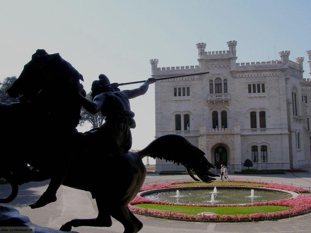 foto castello miramare 39
