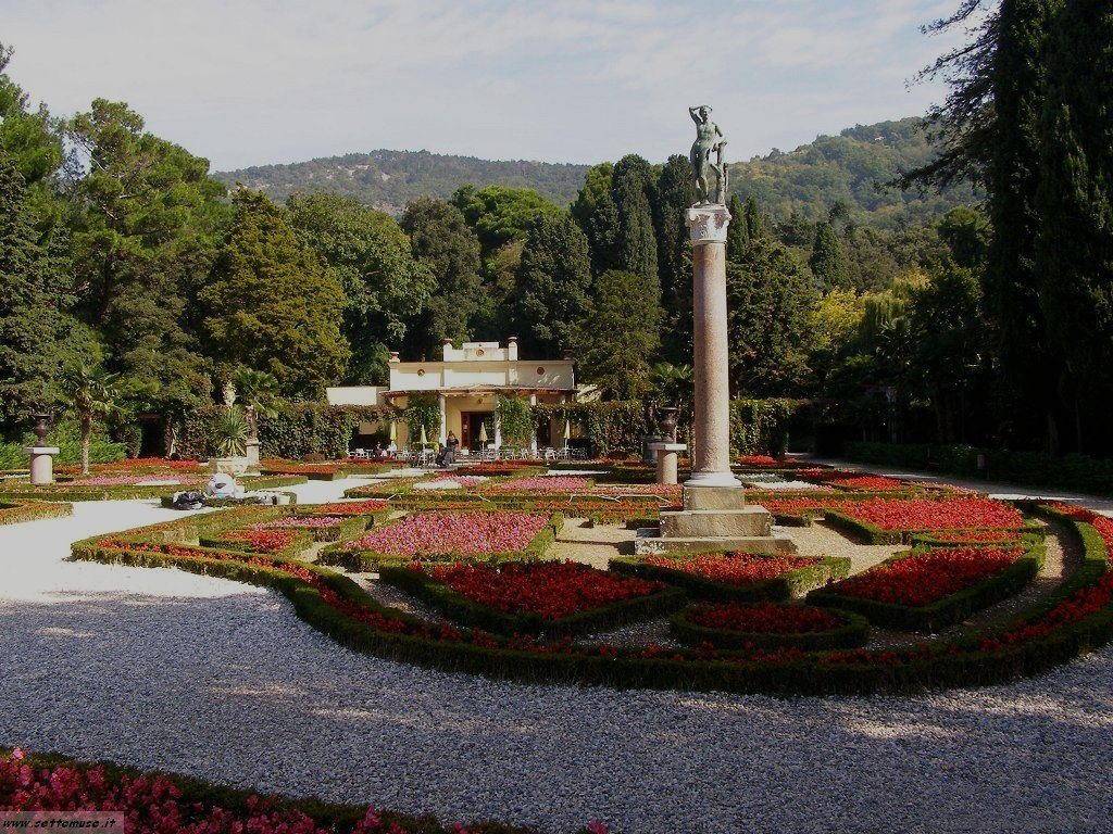 Castello Miramare Trieste 48