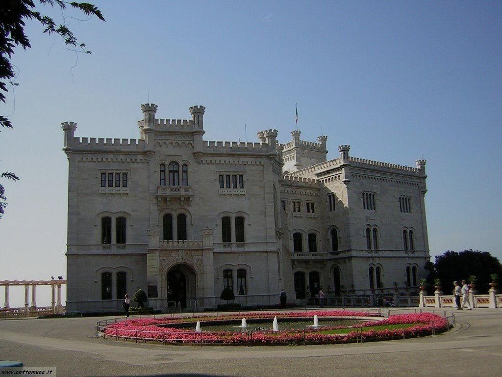foto castello miramare 77