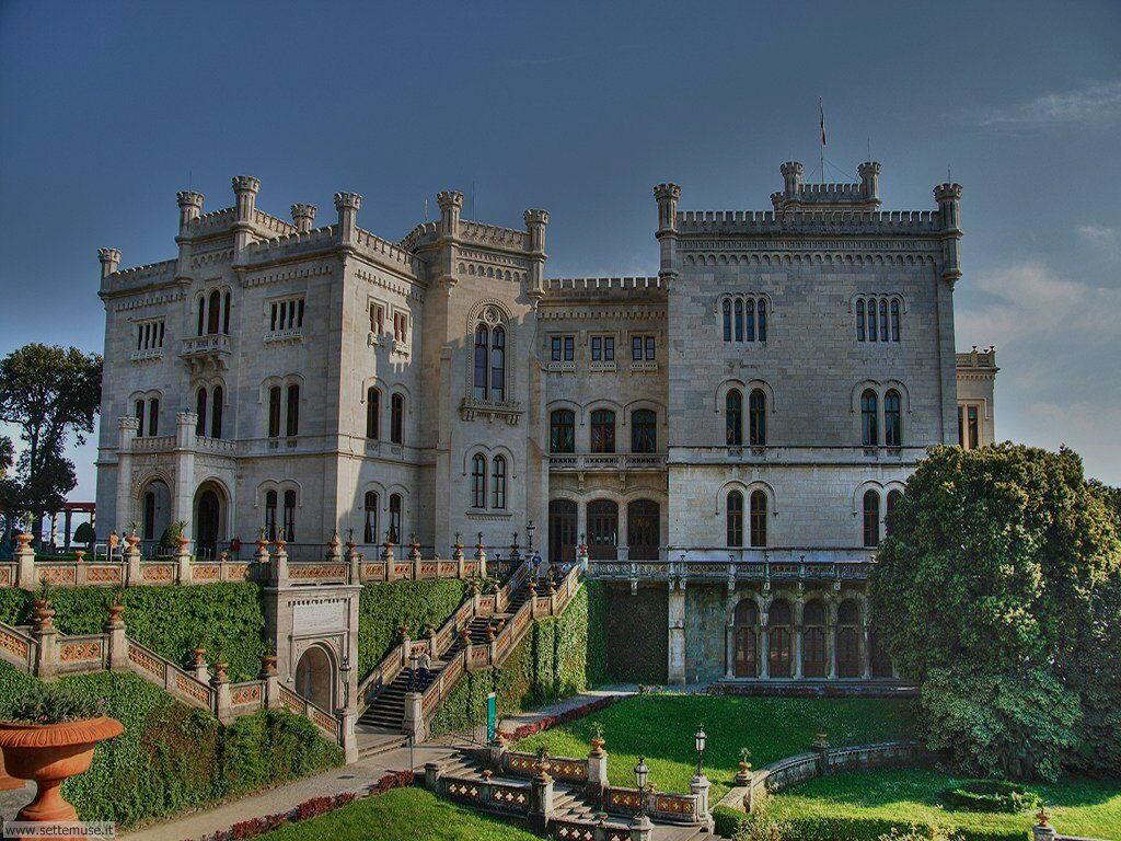 foto castello miramare 102