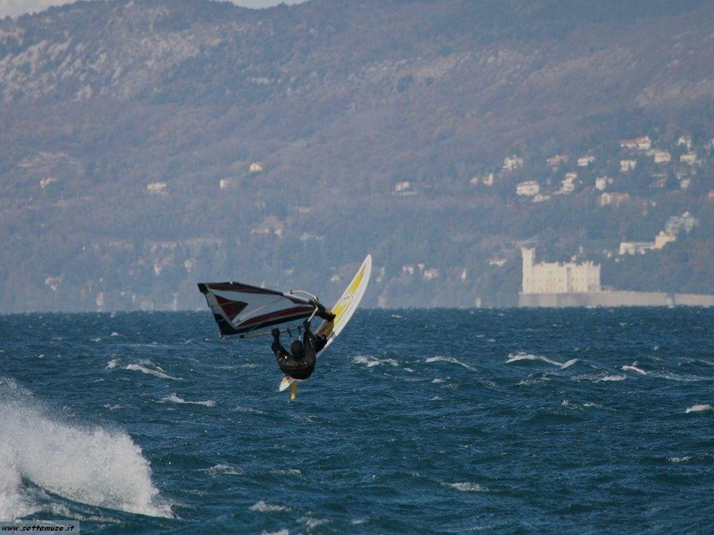 Trieste la barcolana