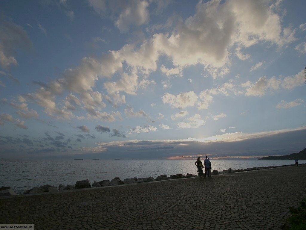 Trieste lungomare