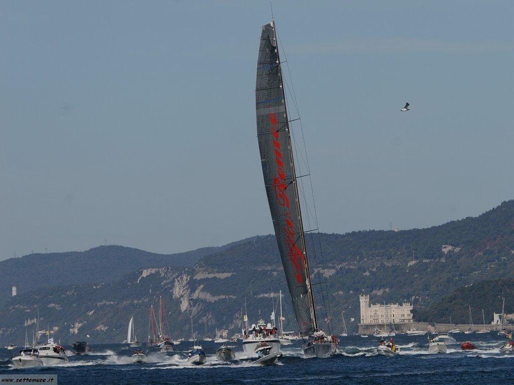 Trieste la barcolana 3