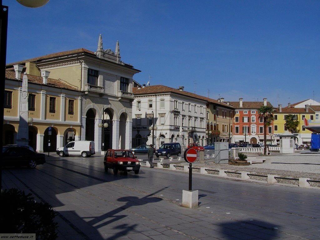 Palmanova piazza centrale