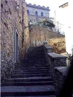 Muggia - Antiche mura