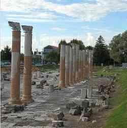 Aquileia - Il Foro