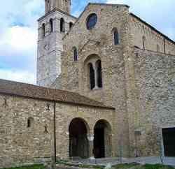 Aquileia - Esterno Basilica Patriarcale