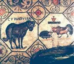 Aquileia - mosaici