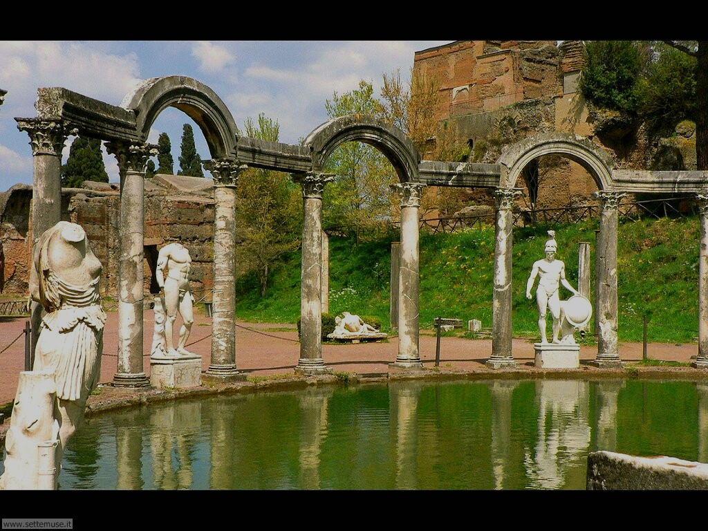 Villa Adriana Tivoli Roma