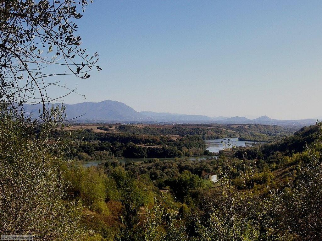 Valle del fiume Tevere Roma