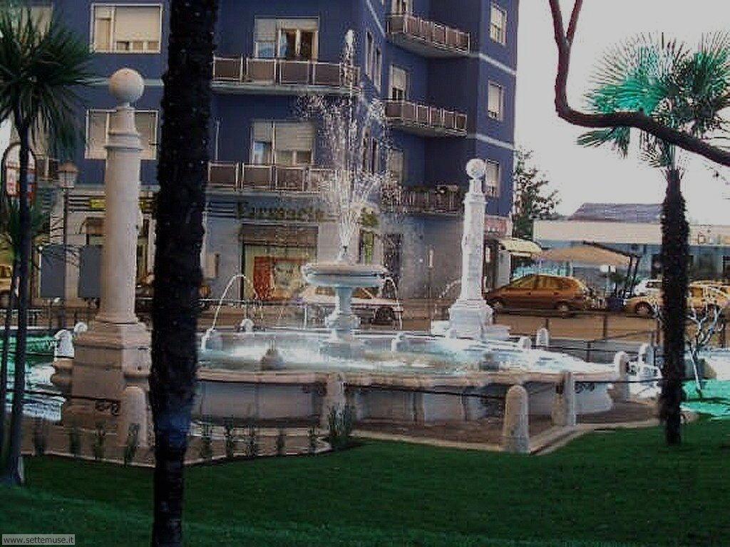 frosinone citta fontana madonna della neve
