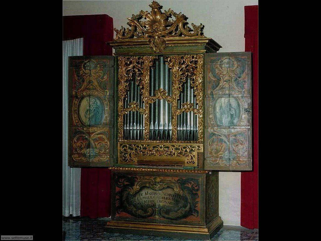 montecassino organo