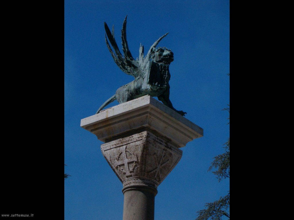 latina leone di san marco