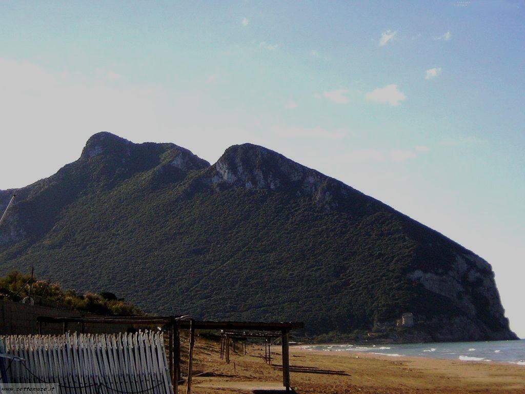 Monte circeo foto 1