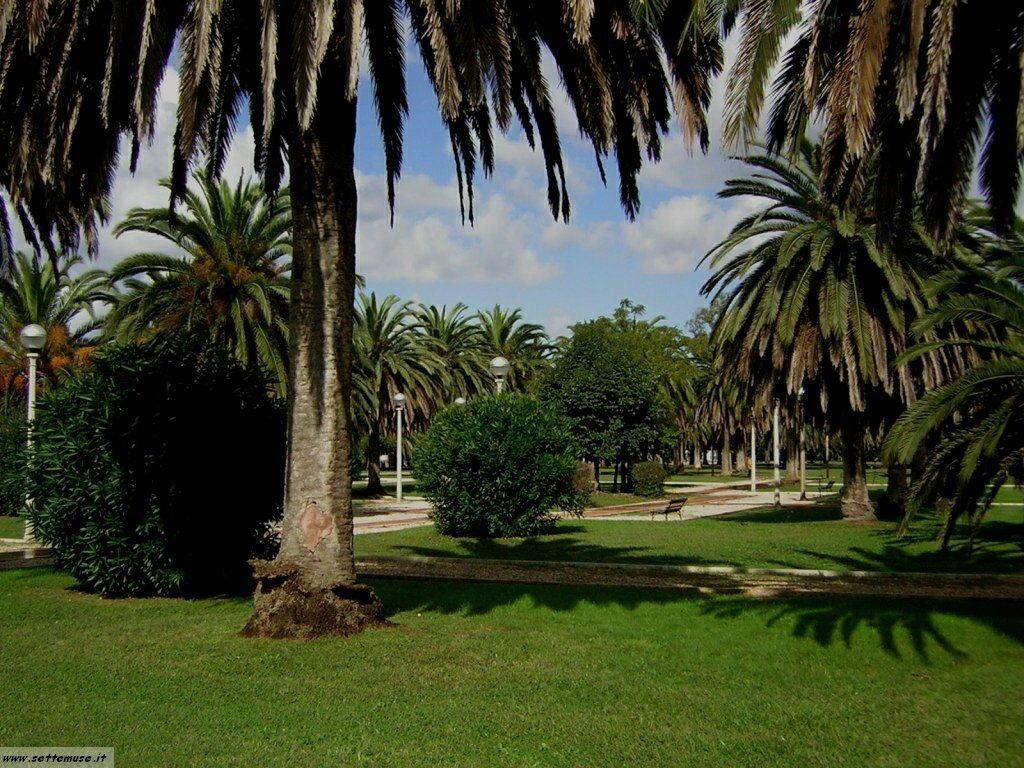 Sabaudia giardini pubblici 5