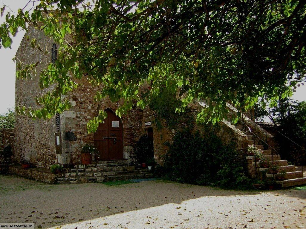 Sabaudia chiesetta