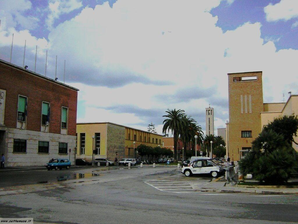 Sabaudia centro