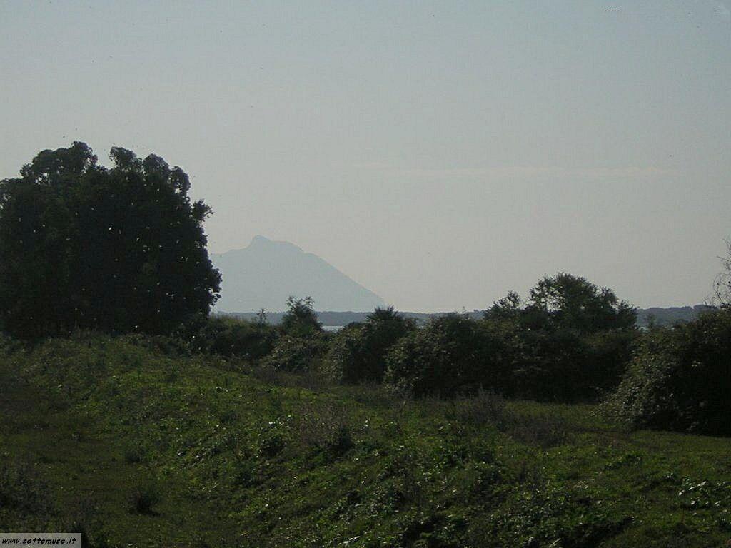 Sabaudia panorama