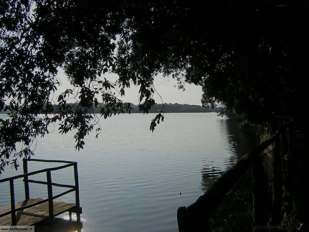 Sabaudia lago Paola