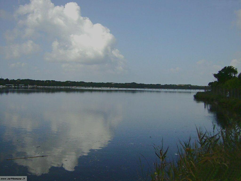 Sabaudia lago Paola 8