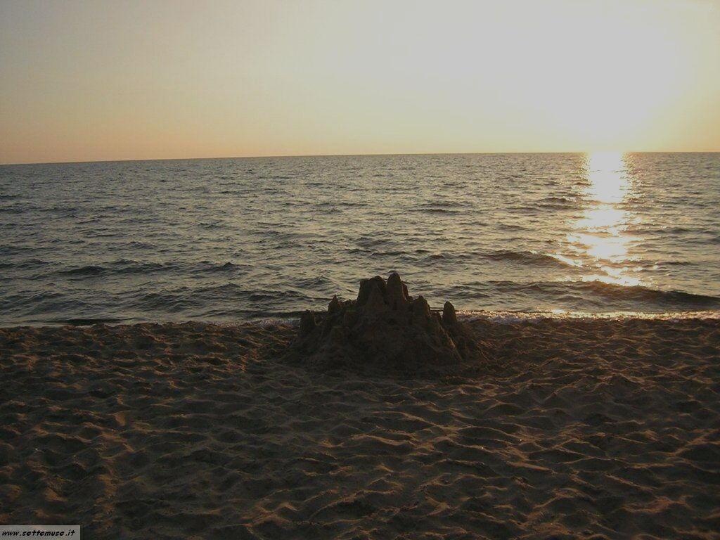 La spiaggia di Sabaudia 4