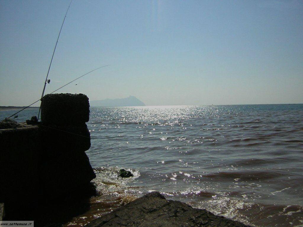 Vista dell isola di Ponza