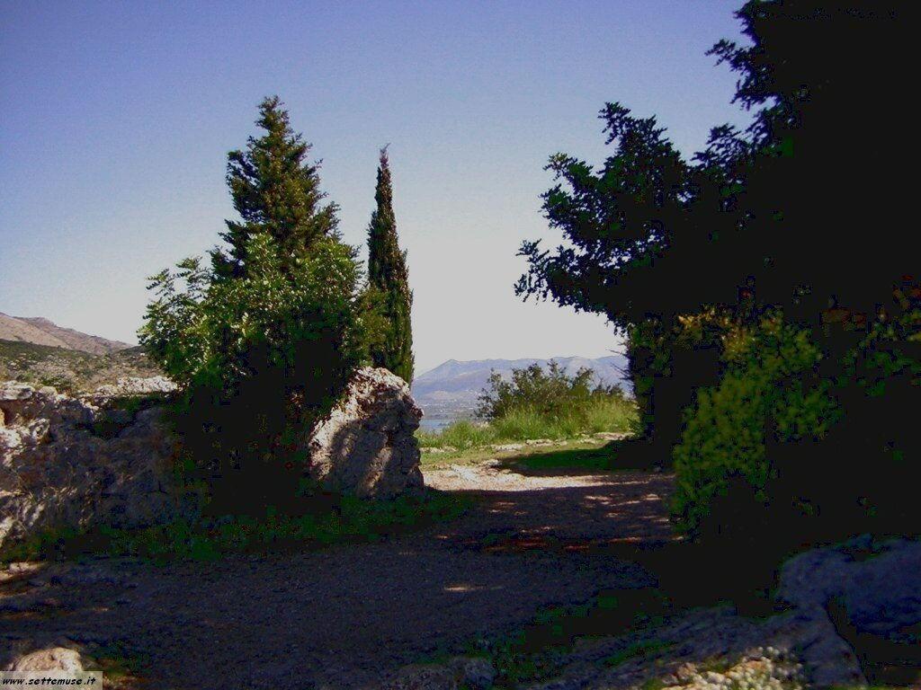 Terracina tempio di Giove guida e foto 35