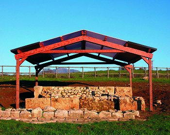 monterotondo area archeologica 2