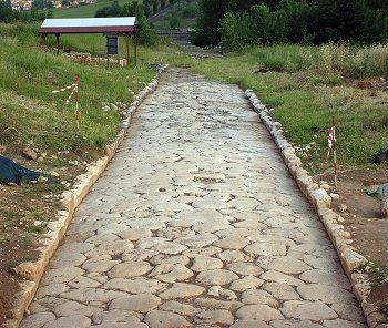 monterotondo area archeologica 1