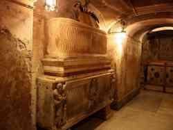 Santa Prassede - La Cripta