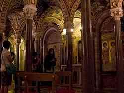 Chiesa di Santa Cecilia in Trastevere - Cripta