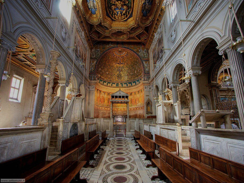an overview of the basilica and basilican churches Early christian architecture: basilical church developed from roman secular basilica centralized type from roman tombs st peter's basilica, rome.