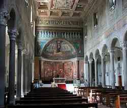 Chiesa di Santa Maria a Domnica o della Navicella