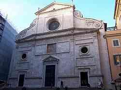 Chiesa di Sant'Agostino - Estyerno