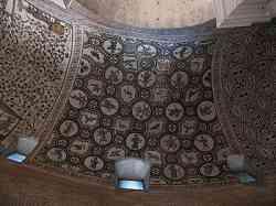 Mausoleo di Santa Costanza - Mosaici dell'Ambulacro