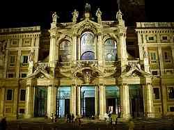 Basilica di Santa Maria Maggiore - Facciata