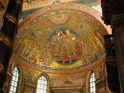 Basilica di Santa Maria Maggiore - Mosaico