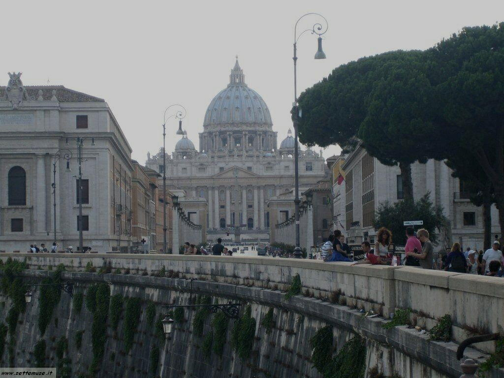 roma san pietro foto 12