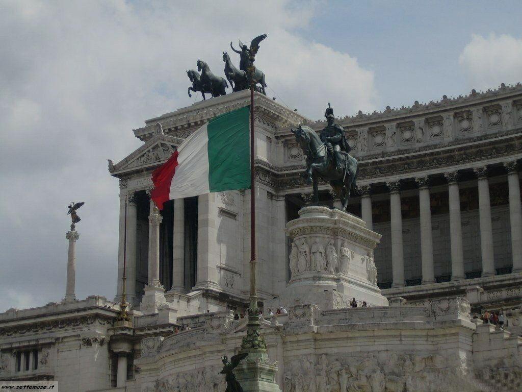 Roma altare della patria foto 16