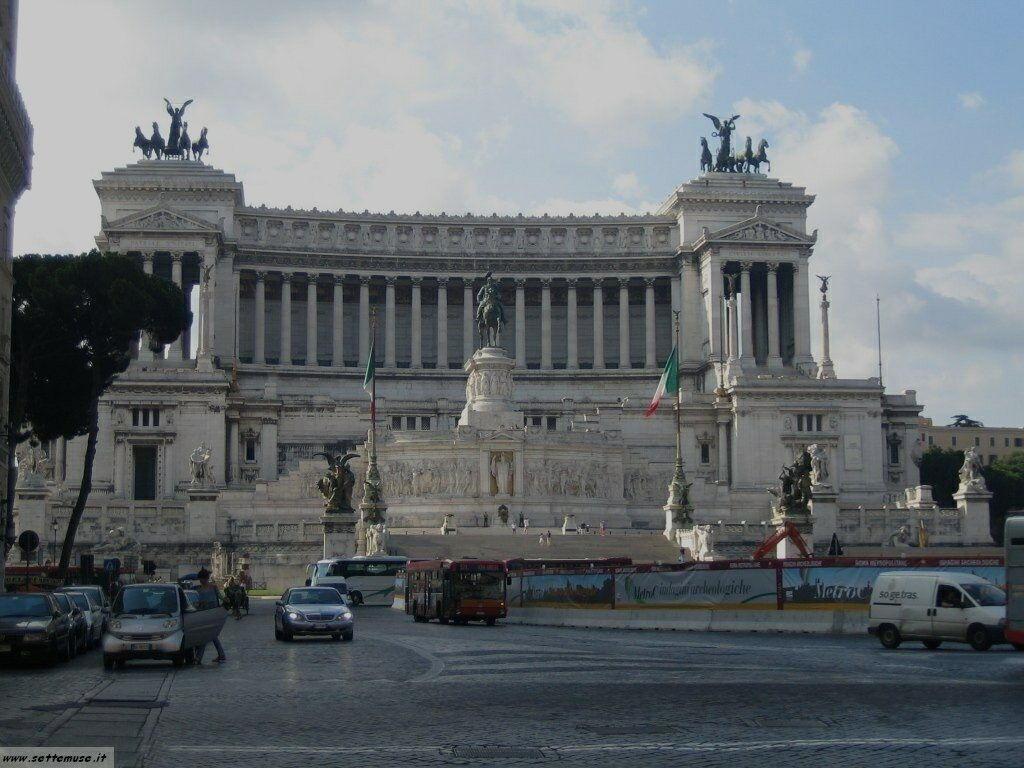 Roma piazza venezia foto 24