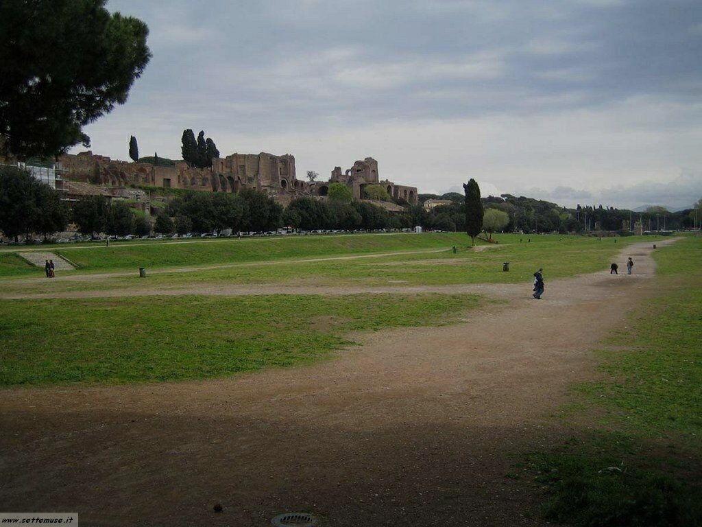 Roma circo massimo foto 34