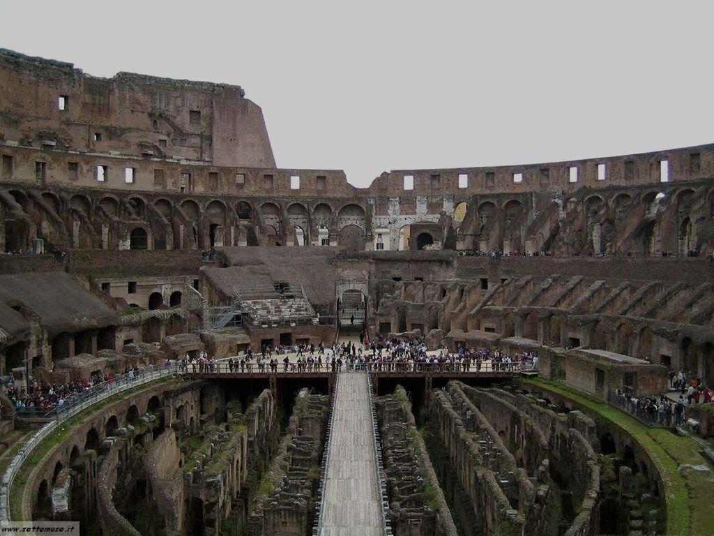 Roma colosseo foto 36