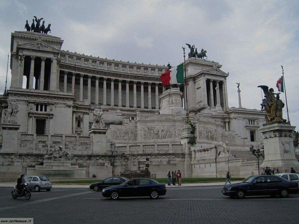 Roma altare della patria foto 40