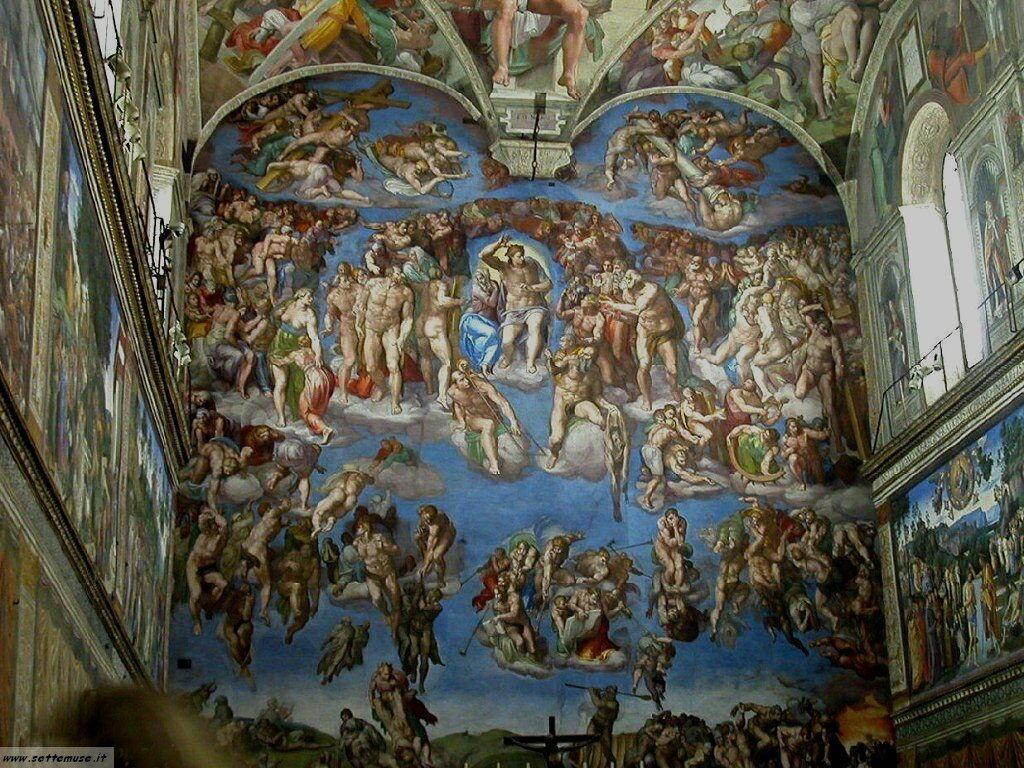 roma cappella sistina foto 47