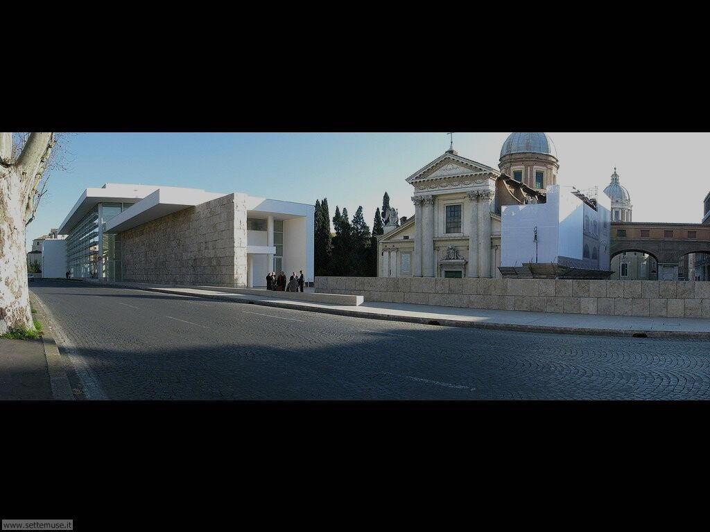 Roma ara pacis arch richard meier foto 64