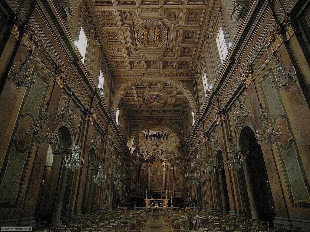 Roma basilica santi giovanni e paolo foto 66