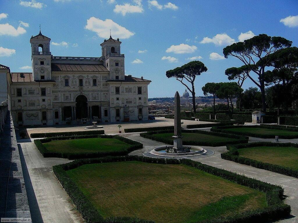 Roma citta guida monumenti chiese foto pagina 4