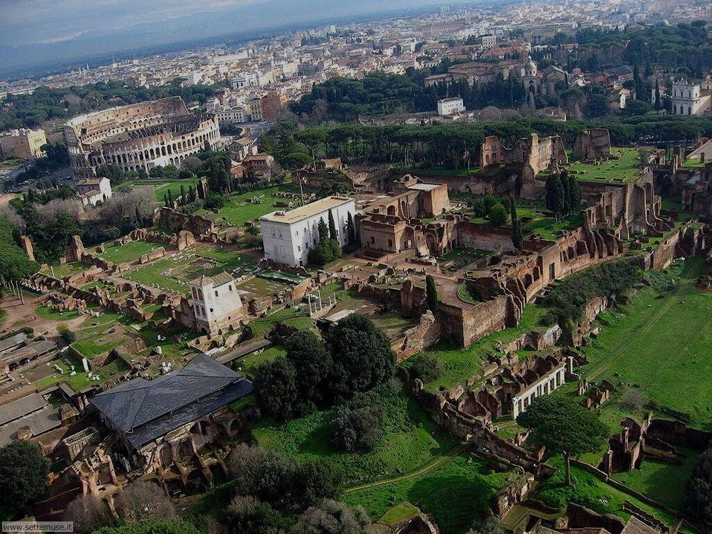 Roma fori imperiali foto 71