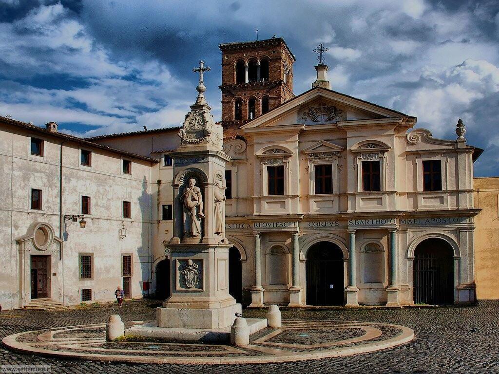 Roma san bartolomeo all isola tiberina foto 76