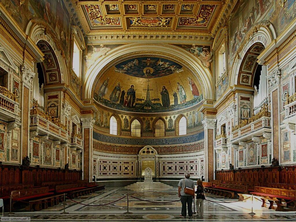 Roma cattedrale san giovanni laterano foto 78